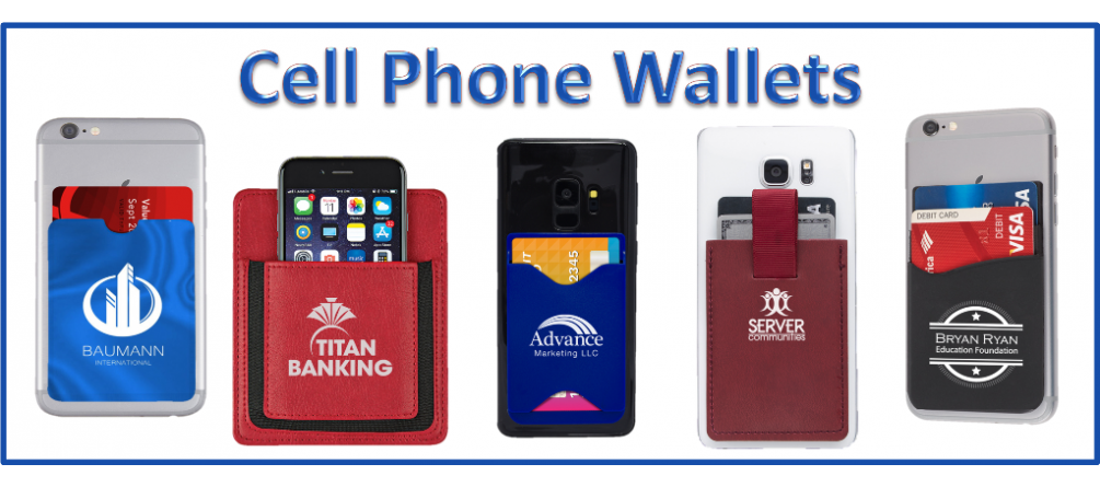 Custom Cell Phone Wallets