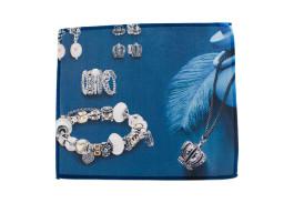 "Value Microfiber Metal & Jewelry Polishing Cloth 6"" x 7"""