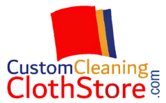 Custom Cleaning Cloth Store online shopping